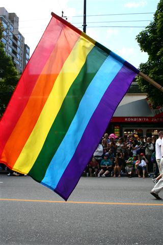 BC Day long weekend, and Vancouver Pride