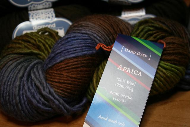 New knitting